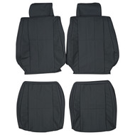 1990-1995 Toyota 4Runner Custom Real Leather Seat Covers (Front)