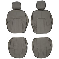 2003-2009 Land Rover Range Rover HSE L322 Custom Real Leather Seat Covers (Front)