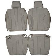 1991-1997 Lexus GS300 GS400 GS430 Custom Real Leather Seat Covers (Front)