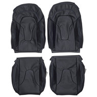 2007-2015 Audi TT MK2 Custom Real Leather Seat Covers (Front)
