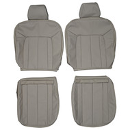 1995-1999 Toyota Avalon Custom Real Leather Seat Covers (Front)