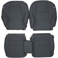 2004-2008 Acura TL Custom Real Leather Seat Covers (Front)