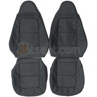 1996-2002 BMW Z3 Roadster Custom Real Leather Seat Covers (Front)