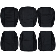 1983-2006 Land Rover Defender 90 110 130 Custom Real Leather Seat Covers (Rear)
