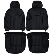 2000-2005 Chevrolet Monte Carlo SS Custom Real Leather Seat Covers (Front)