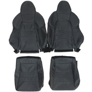 2006-2009 Honda S2000 AP2 Custom Real Leather Seat Covers (Front)