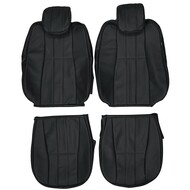 2010-2012 Land Rover Range Rover HSE L322 Custom Real Leather Seat Covers (Front)