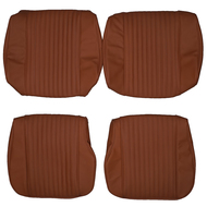 1967-1973 BMW 02 Series E10 Custom Real Leather Seat Covers (Front)