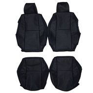 2001-2005 Lexus IS200 IS300 XE10 Custom Real Leather Seat Covers (Front)