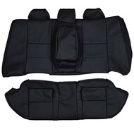 2001-2005 Lexus IS200 IS300 XE10 Custom Real Leather Seat Covers (Rear)