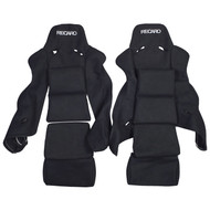 Recaro SPG Custom Real Leather Seat Covers (Front)