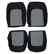 1999-2010 Volkswagen Beetle Custom Real Leather Seat Covers (Front)