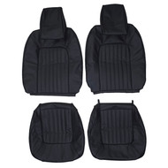 1969-1974 Ford Capri MK1 Custom Real Leather Seat Covers (Front)