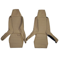 1969-1976 Porsche 914 Custom Real Leather Seat Covers (Front)