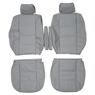 1986-1994 BMW E32 7-Series Custom Real Leather Seat Covers (Front)