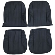 1972-1978 Toyota Land Cruiser J40 FJ40 Custom Real Leather Seat Covers (Front)