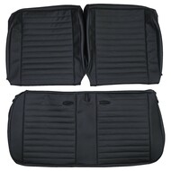 1968-1972 Chevrolet Nova Custom Real Leather Seat Covers (Front)