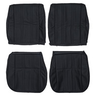 1967-1973 Datsun 510 Custom Real Leather Seat Covers (Front)