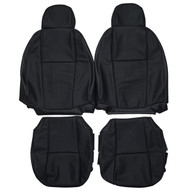 2003-2014 Volvo XC90 Custom Real Leather Seat Covers (Front)