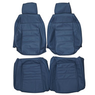 1989-1990 Mazda RX-7 GXL FC3S Custom Real Leather Seat Covers (Front)