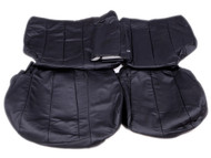 2003-2007 Nissan Murano Custom Real Leather Seat Covers (Rear)