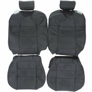 2001-2003 Ford F150 250 350 Custom Real Leather Seat Covers (Front)