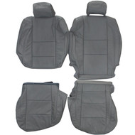 2004-2014 Nissan Armada Custom Real Leather Seat Covers (Front)
