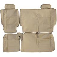 2004-2014 Nissan Armada Custom Real Leather Seat Covers (3Rd Row)