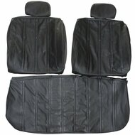 1965-1970 Chevrolet Impala Custom Real Leather Seat Covers (Front)