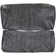 1965-1970 Chevrolet Impala Custom Real Leather Seat Covers (Rear)