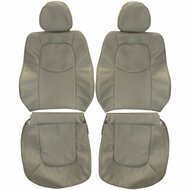 2006-2011 Chevrolet HHR Custom Real Leather Seat Covers (Front)