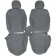 1999-2005 BMW 3-Series Sedan Custom Real Leather Seat Covers (Front)