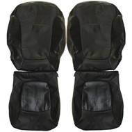 2019-2015 Dodge Journey Custom Real Leather Seat Covers (Front)