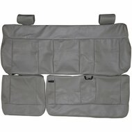 2004-2008 Ford F150 Custom Real Leather Seat Covers (Rear)