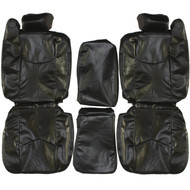 2003-2006 Chevrolet Tahoe Custom Real Leather Seat Covers (Front)