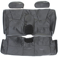 1998-2003 Dodge Durango Custom Real Leather Seat Covers (3Rd Row)