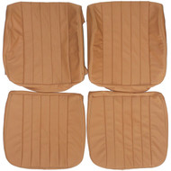1965-1972 Mercedes 280SEL Custom Real Leather Seat Covers (Front)