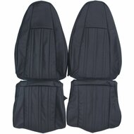 1970-1974 AMC Javelin Custom Real Leather Seat Covers (Front)