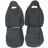 1991-1998 Mazda MX-3 Precidia Custom Real Leather Seat Covers (Front)