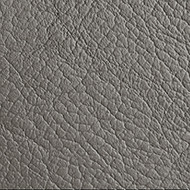 Dove Grey Genuine Leather Upholstery Cow Hide Per SQ.FT