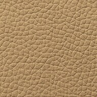 Beige Genuine Leather Upholstery Cow Hide Per SQ.FT