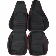 1989-1993 Porsche 911 Carrera 964 Custom Real Leather Seat Covers (Front)