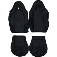 2003-2011 Mazda RX-8 Sport Custom Real Leather Seat Covers (Front)