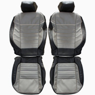 2012-2016 Ford Escape Custom Real Leather Seat Covers (Front)