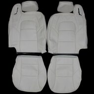 2001-2006 Chrysler Sebring Convertible Custom Real Leather Seat Covers (Front)