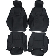 1997-2001 Isuzu VehiCROSS Recaro Custom Real Leather Seat Covers (Front)