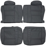 1990-1997 Toyota Land Cruiser J80 Custom Real Leather Seat Covers (3Rd Row)