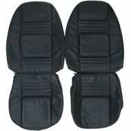 1978-1981 Pontiac Firebird Custom Real Leather Seat Covers (Front)