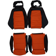 Recaro LX-C Benz Porsche VW Ford Nissan Custom Real Leather Seat Covers (Front)
