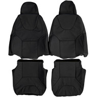 2001-2006 Volvo V70 XC70 Custom Real Leather Seat Covers (Front)